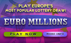 Play Europe's Most Popular Lottery Draw!